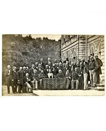 Le Conseil Général du Pas de Calais en 1865