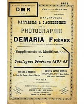 Catalogue fourniture DEMARIA Frères