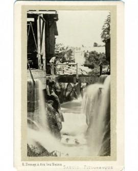 Savoie pittoresque (cascade)