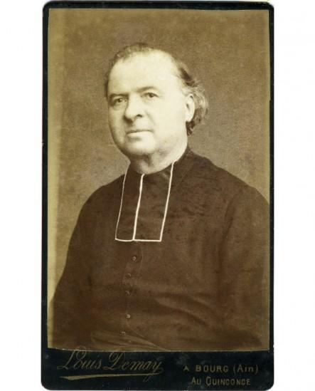 Portrait d'un prêtre
