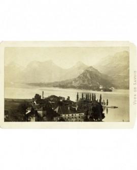 Le lac d'Aix-les-Bains