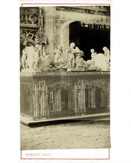 Tombeau de Philibert le Beau à Brou