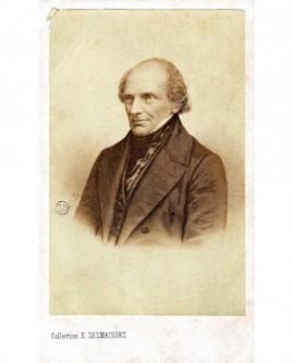 Portrait d'un homme au front dégarni ( Dussell?)