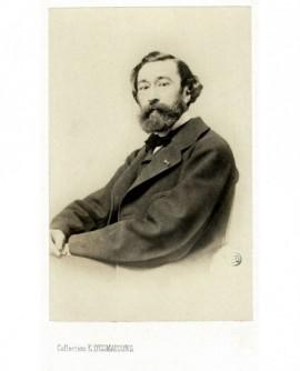 Portrait du peintre Jalabert