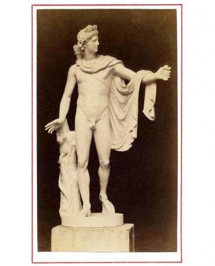 Statue d'Apollon
