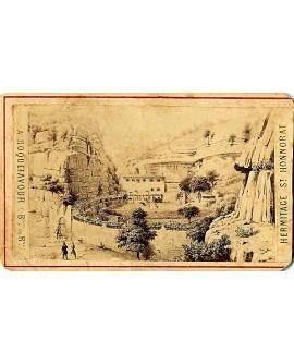 Hermitage St Honorat à Roquefavour (13)
