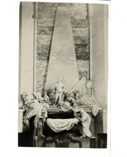 Tombeau du Maréchal de Saxe
