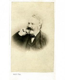 Portrait deVictor Hugo (vers 1870)
