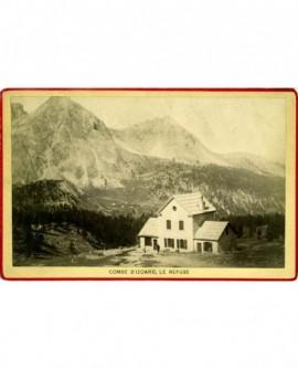 Vues des Alpes: Col d\'Izoard, le refuge Napoléon