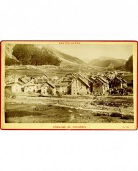 Vues desAlpes: le village de Cervières