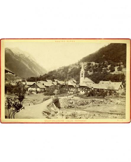 Vues des Alpes: Vallouise (Vallée d'Entraigue)