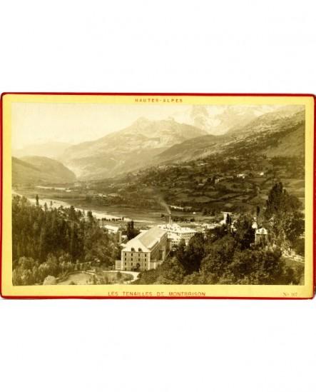 Vues des Alpes: Les tenailles de Montbrison