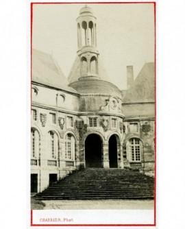 Chapelle du château de St Fargeau