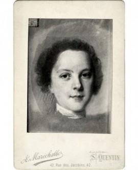 Portrait (peint) du duc de Bourbogne (dcd en 1760)